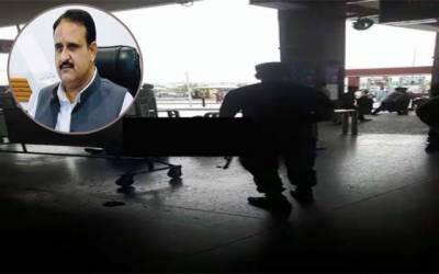 وزیراعلیٰ پنجاب نے لاہور ایئرپورٹ پر فائرنگ کے واقعہ کا نوٹس لے لیا