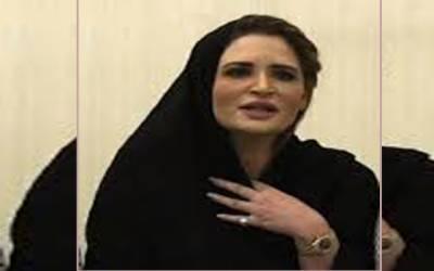 عائشہ احد نے تحریری جواب نیب لاہور میں جمع کرادیا