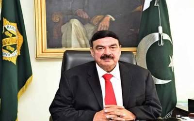 ن لیگ نے شیخ رشید کے استعفے کا مطالبہ کردیا