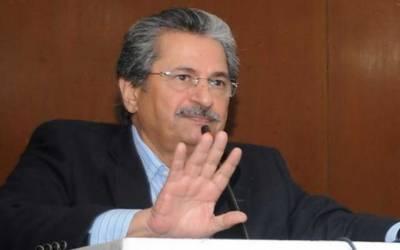 وفاقی وزیر تعلیم شفقت محمود نے تاجروں کو کھری کھری سنا دیں