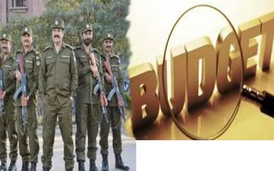 پنجاب پولیس کیلئے رواں مالی سال کے بجٹ کا پہلا کوارٹر جاری