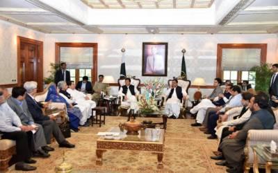 وزیراعظم نے لاہور کیلئے نیا ماسٹر پلان تیار کرنے کی ہدایات کردی
