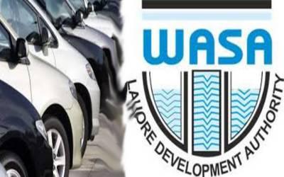 واسا کو فیلڈ سٹاف کیلئے گاڑیوں کی کمی کا سامنا