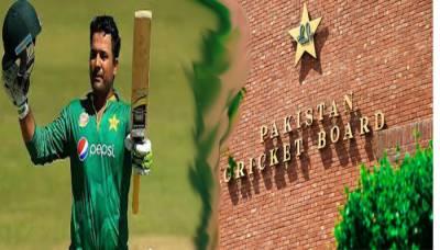 پی سی بی نے شرجیل خان کی کرکٹ میں دوبارہ واپسی کیلئے بڑی شرط رکھ دی