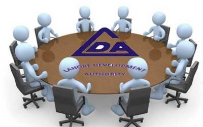 ایل ڈی اے گورننگ باڈی کا اجلاس 5 اگست کو طلب