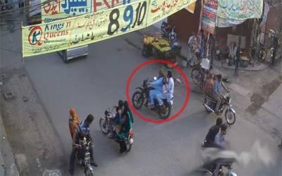 چوری شدہ موٹرسائیکل وارداتوں میں استعمال ہونے لگیں