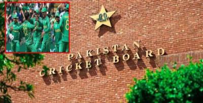 پاکستان کرکٹ بورڈ نے 19 کھلاڑیوں کے سینٹرل کنٹریکٹ کا اعلان کردیا