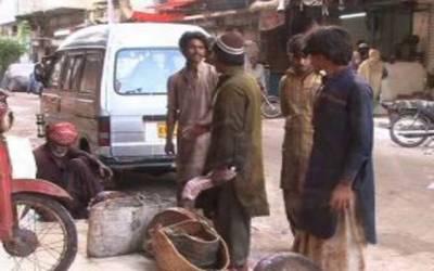 عید قریب آتے ہی قصابوں کے نخرے، بکنگ جاری