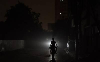ضلعی انتظامیہ کی غفلت، شہر کی سڑکیں اندھیرے میں ڈوب گئیں