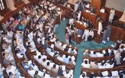 پنجاب اسمبلی اجلاس، ارکان کو بلانے کیلئے گھنٹیاں بجنے لگیں
