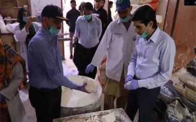 پنجاب فوڈ اتھارٹی نے جعلی دودھ کا بڑا نیٹ ورک پکڑ لیا