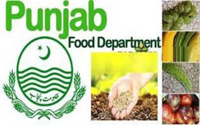 پنجاب فوڈ اتھارٹی کی ایک سالہ کارکردگی رپورٹ جاری