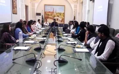 کمشنر لاہور کی زیر صدارت محرم الحرام کی مناسبت سے اجلاس