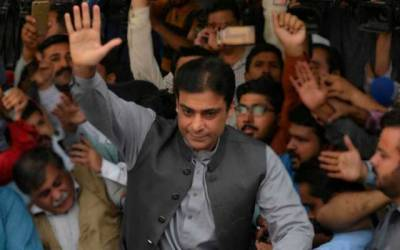 حمزہ شہباز کوٹ لکھپت جیل منتقل