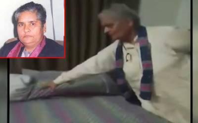 سابق ایم پی اے پروین سکندر گل کی قتل سے پہلے کی ویڈیو منظر آگئی