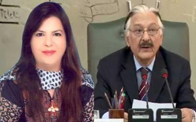 ن لیگی رہنما سعدیہ تیمور کا چیف الیکشن کمشنر کو خط ، بڑا مطالبہ کردیا