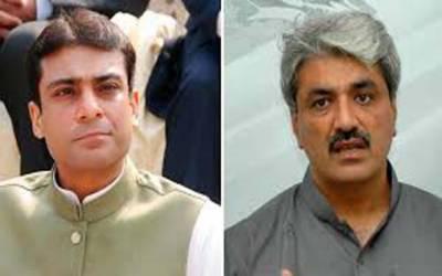 حمزہ شہباز اور سلمان رفیق کے پروڈکشن آرڈر جاری کرنے کی درخواست مسترد