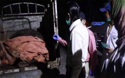 کھابوں کے شوقین لاہوریئے مردہ گوشت کھانے سے بچ گئے
