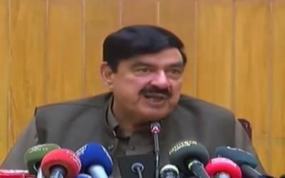 شیخ رشید نے بڑے ریلوے سٹیشنوں پر فوڈ سٹریٹ بنانے کا دعوی کر دیا