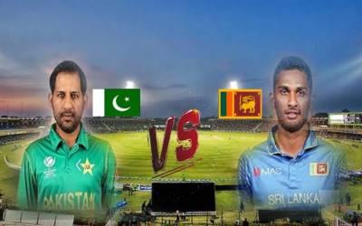 پاکستان سری لنکن کرکٹ میلہ آج لاہور میں سجے گا