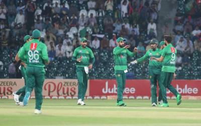 تیسرا ٹی ٹوئنٹی، پاکستان ٹیم میں بڑی تبدیلیوں کا امکان