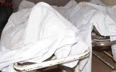غیرت کے نام پر دوہرے قتل کی لرزہ خیز واردات