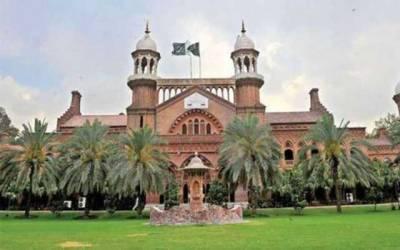 احتجاج اور دھرنوں سے حکومتوں کو گرایا نہیں جاسکتا:لاہور ہائیکورٹ