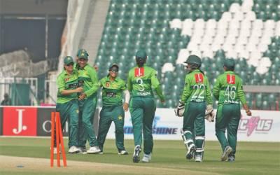 بنگلہ دیش کیخلاف ون ڈے سیریز کیلئے قومی ٹیم کا اعلان