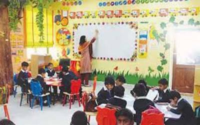 نجی سکولوں نے حکومتی احکامات ہوا میں اڑا دیئے