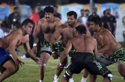 پاکستان کو کبڈی ورلڈ کپ کی میزبانی مل گئی