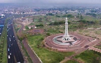 لاہور کے انٹری پوائنٹس اور چوکوں کو خوبصورت بنانے کا پلان