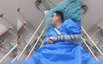 سپرنٹنڈنگ انجینئر سینٹرل سرکل لیسکو محمد نعیم پر نا معلوم افراد نے حملہ کردیا