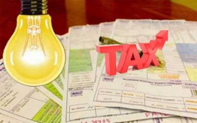 بجلی کے بلوں میں ٹیکسز کی بھرمار نے صارفین کا جینا محال کردیا