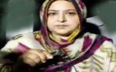 رانا نثا اللہ خان کا حوصلہ بلند ہے:اہلیہ