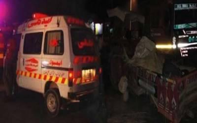 ٹریکٹر ٹرالی کی ٹکر سے 6 سالہ بچہ جاں بحق