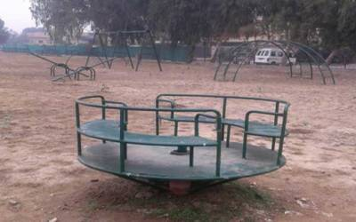 جوہر ٹاؤن میں گندگی کا ڈھیر پارک میں تبدیل