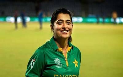 پاکستان ویمن کرکٹ ٹیم کی سابق کپتان ثناء میر نے بڑا فیصلہ کرلیا