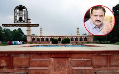 وزیراعلیٰ نے مقبرہ جہانگیر کی دیکھ بھال کا کام والڈ سٹی اتھارٹی کو دینے کی منظوری دیدی