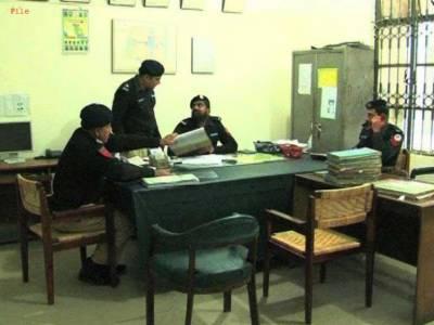 لاہور کے 35 تھانے پولیس کیلئے درد سر بن گئے