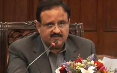 وزیر اعلیٰ پنجاب نےمودی سرکار اورعالمی برادری کو آڑے ہاتھوں لے لیا