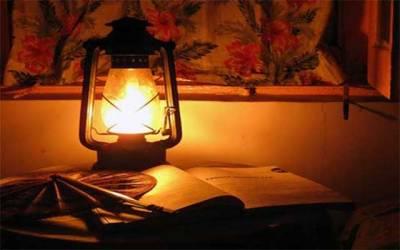 صوبائی دارالحکومت کے 16 دیہات بجلی سے محروم