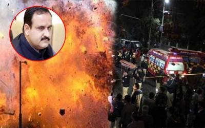 وزیراعلیٰ پنجاب نے گیس بھرنے کی ٹینکی سے دھماکہ ہونیکا نوٹس لیا