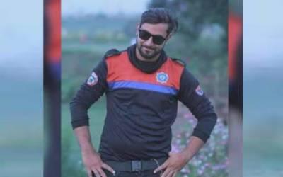 شہید ڈولفن اہلکار محسن علی کی نماز جنازہ ادا کردی گئی