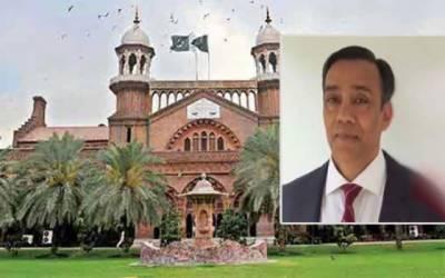 نئےچیف جسٹس لاہور ہائیکورٹ مامون رشید نے عہدے کا حلف اٹھالیا