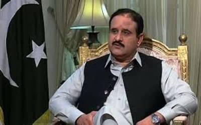 وزیر اعلیٰ پنجاب کی اہل وطن کو نئے سال کی مبارکباد
