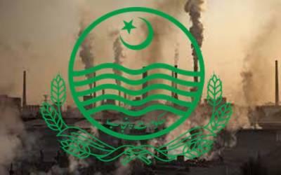 ماحولیاتی آلودگی سے نمٹنے کیلئے پنجاب حکومت کا بڑا فیصلہ