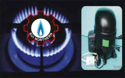 سوئی ناردرن گیس کمپنی کمپریسر استعمال کرنے والوں پر مہربان ہوگئی