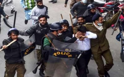 سانحہ پی آئی سی میں سنگین غفلت کے مرتکب لاہور پولیس کے افسران کوسزا ملے گی؟