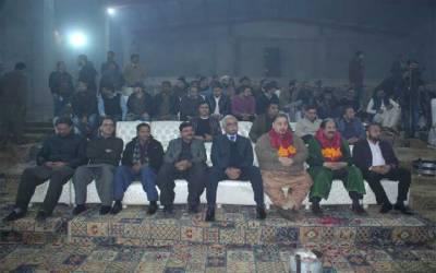 معروف کاروباری شخصیت خالد انصاری کے اعزاز میں سٹی 42 آفس میں تقریب