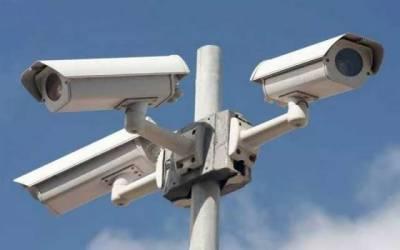 سیف سٹی کے غیرفعال کیمروں کی تعداد ساڑھے چارہزار سے تجاوز کرگئی